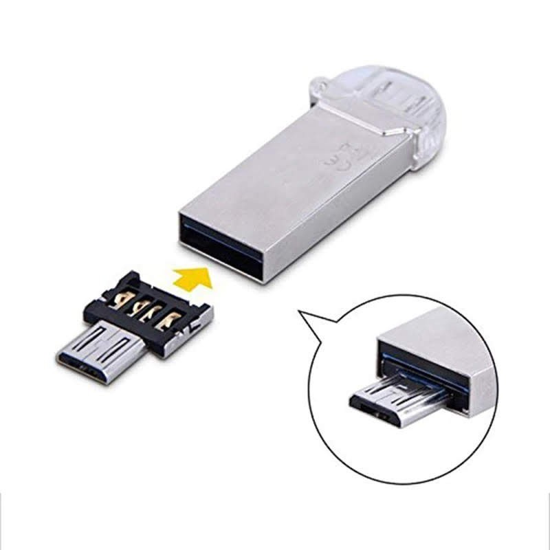 Adaptador USB para Micro USB(OTG)