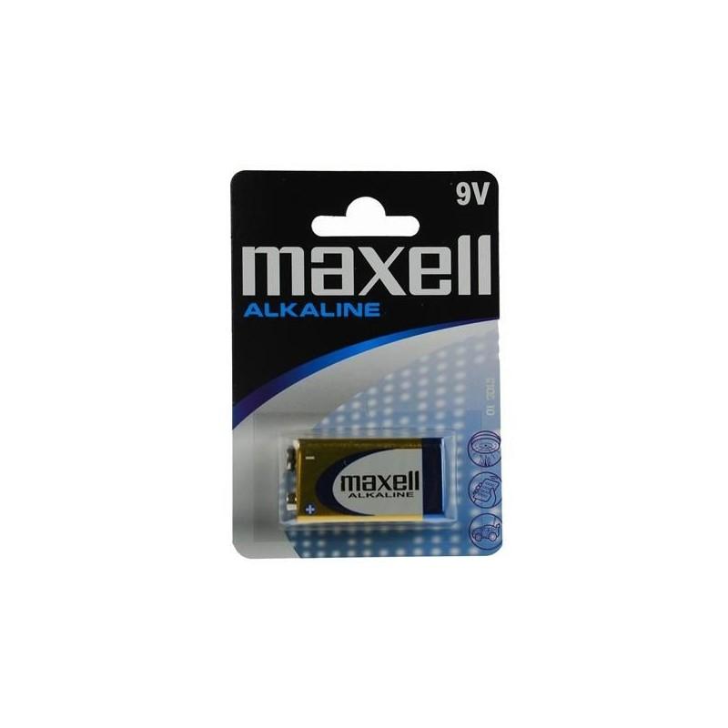 Pilha 6LR61 9V (MAXELL)