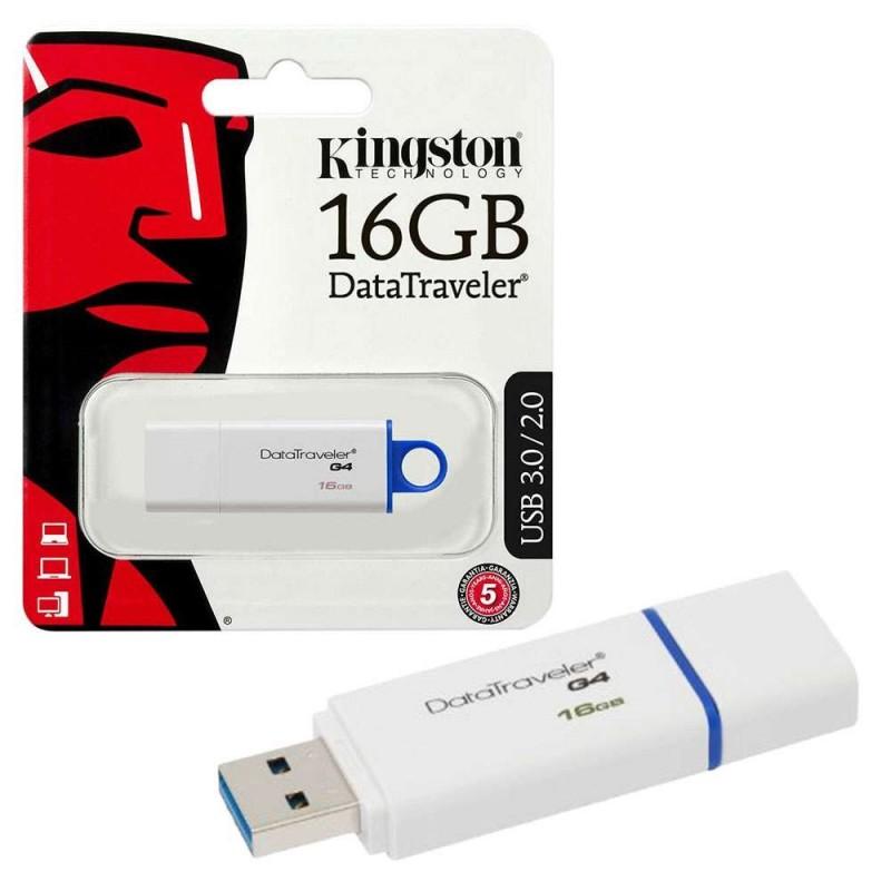 Kingston 16GB DataTraveler G4