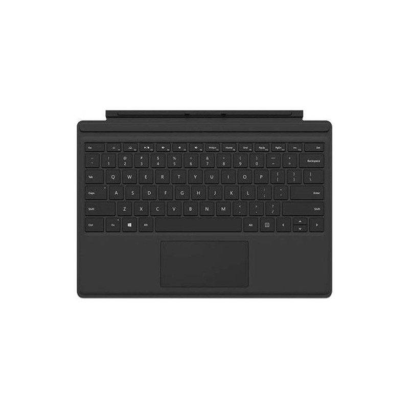 Teclado Microsoft Surface Pro Type Cover - Preto - Português