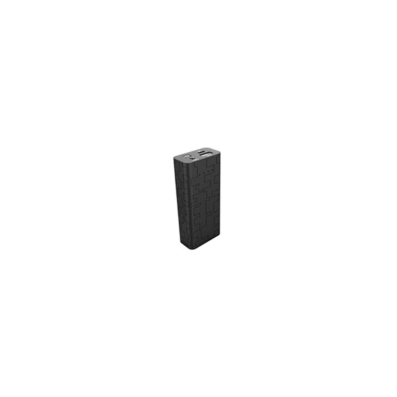 Power Bank Eurotech 5200MAH Preto