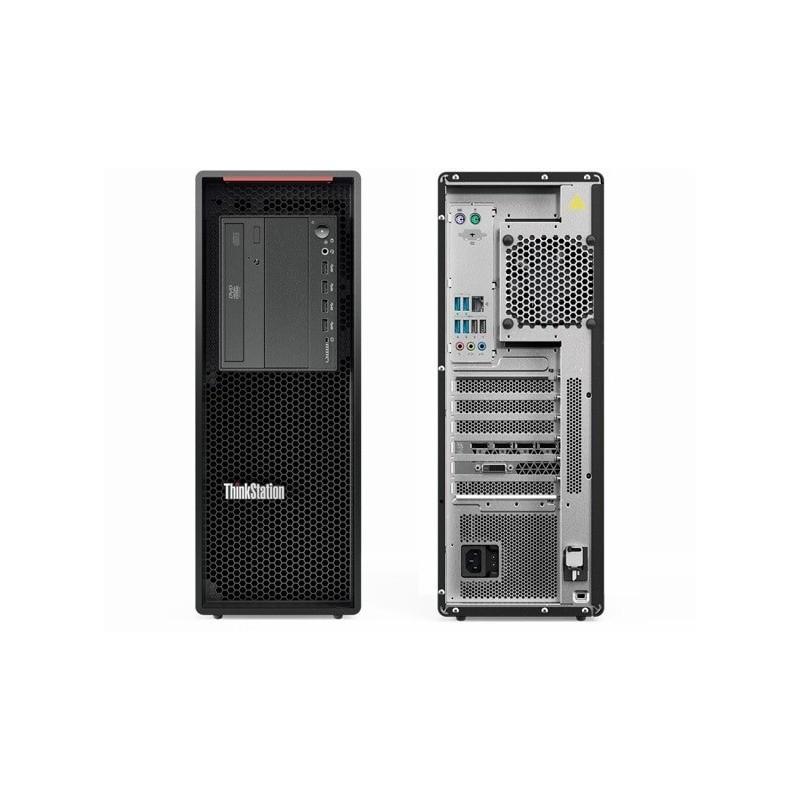 Lenovo ThinkStation P520 WORKSTATION Xeon® W-2125, 1TB, SSD 32GB, Windows 10 Pro, NVIDIA® Quadro P5000 + Teclado e Rato – Preto.