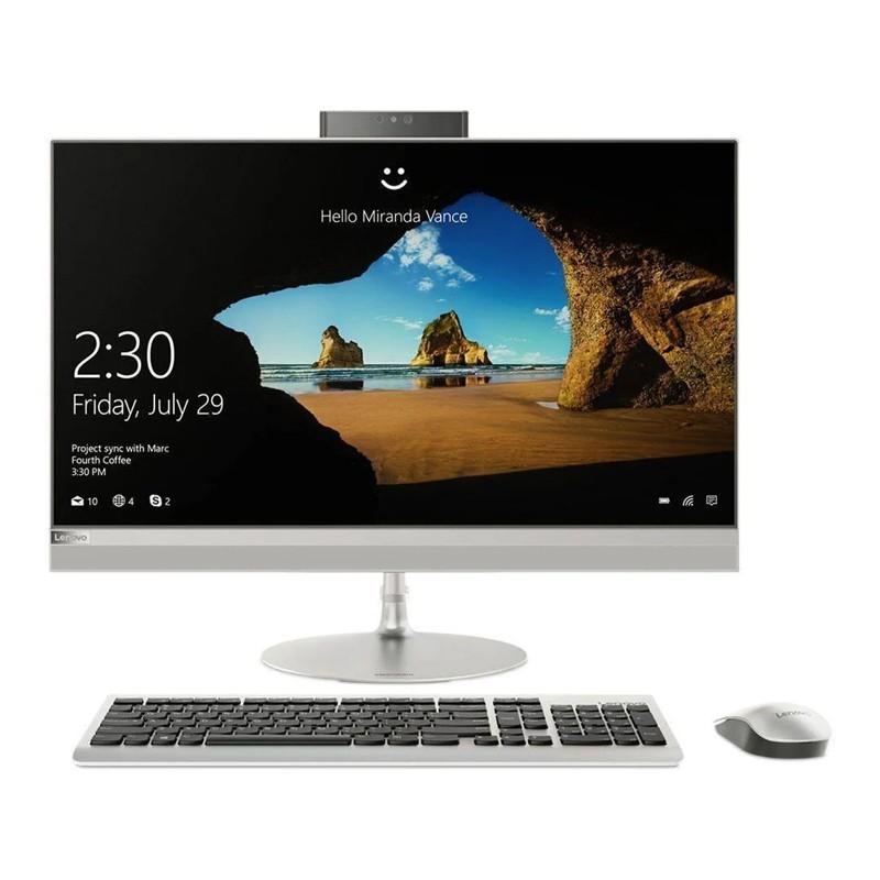 "Lenovo 520-24ICB ALL-IN-ONE, i5-8400T, 12GB, 1TB, 23.8"" FHD IPS Touchscreen, Windows 10, Recondicionado de Fábrica"