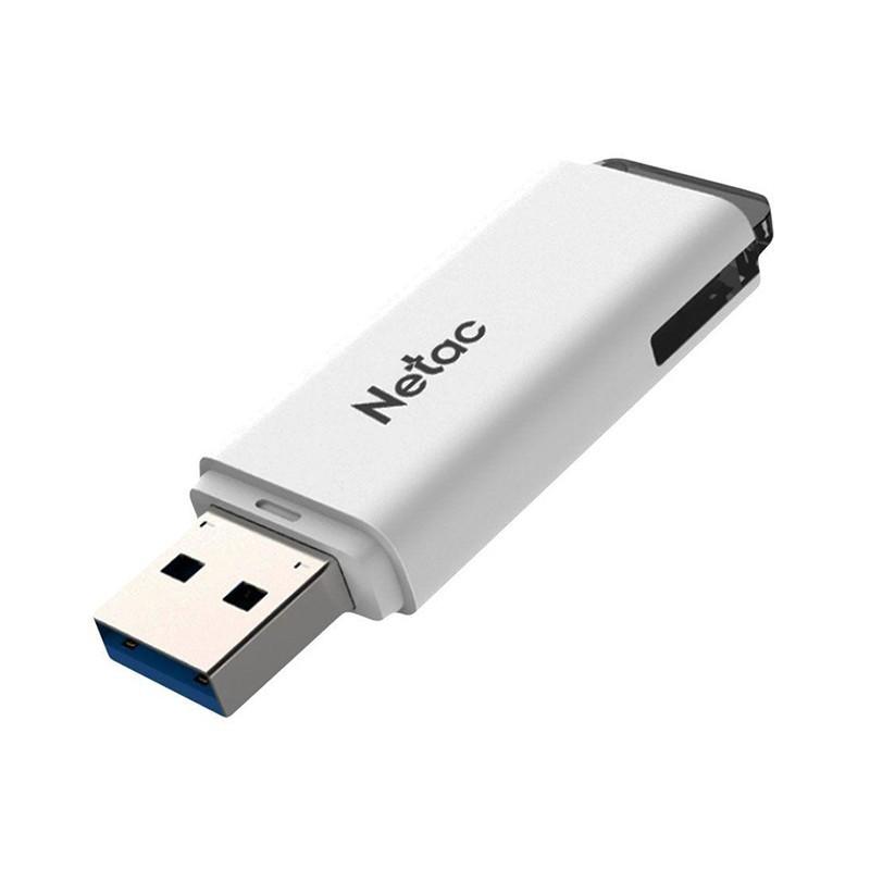 Pen Drive USB 2.0 U185 Netac, de 16 a 128GB