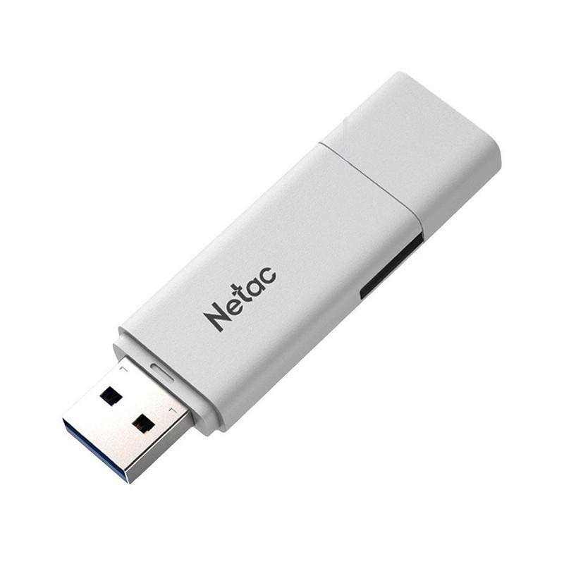 Pen Drive USB 3.0 U185 Netac, de 16 a 128GB