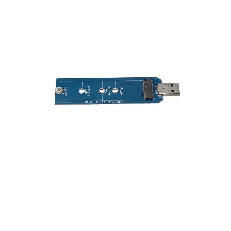 Adaptador M.2 to USB 3.0