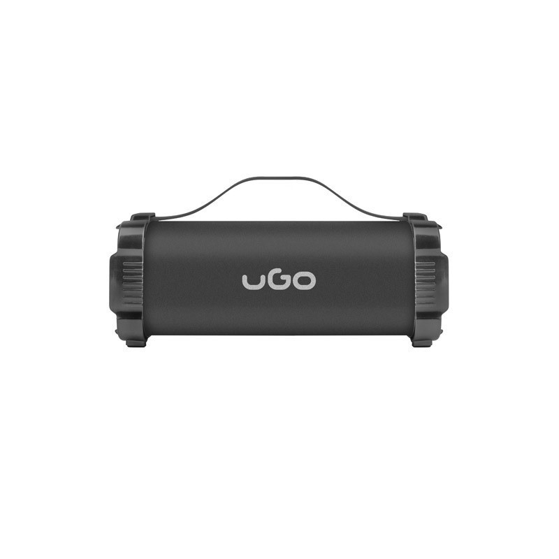 Coluna de Som Wireless Mini Bazooka 2.0 - Preto - uGo