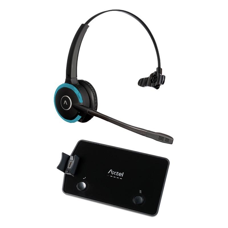 Headset Prime X1 Mono Wireless Personalizado para Telefone Fixo - Axtel