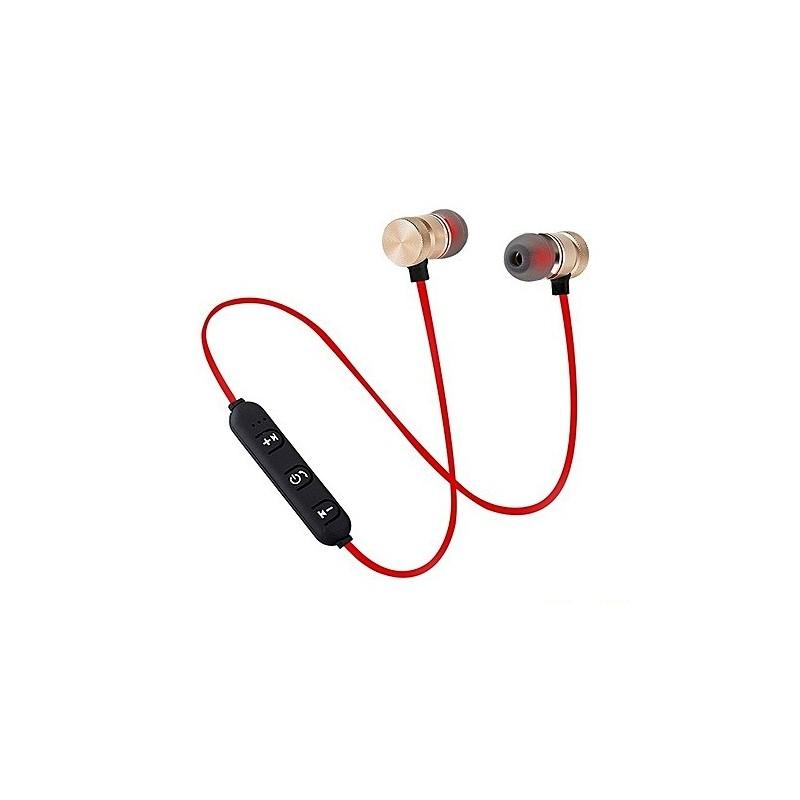 Fones de Ouvido Bluetooth - sem Fio - Gold